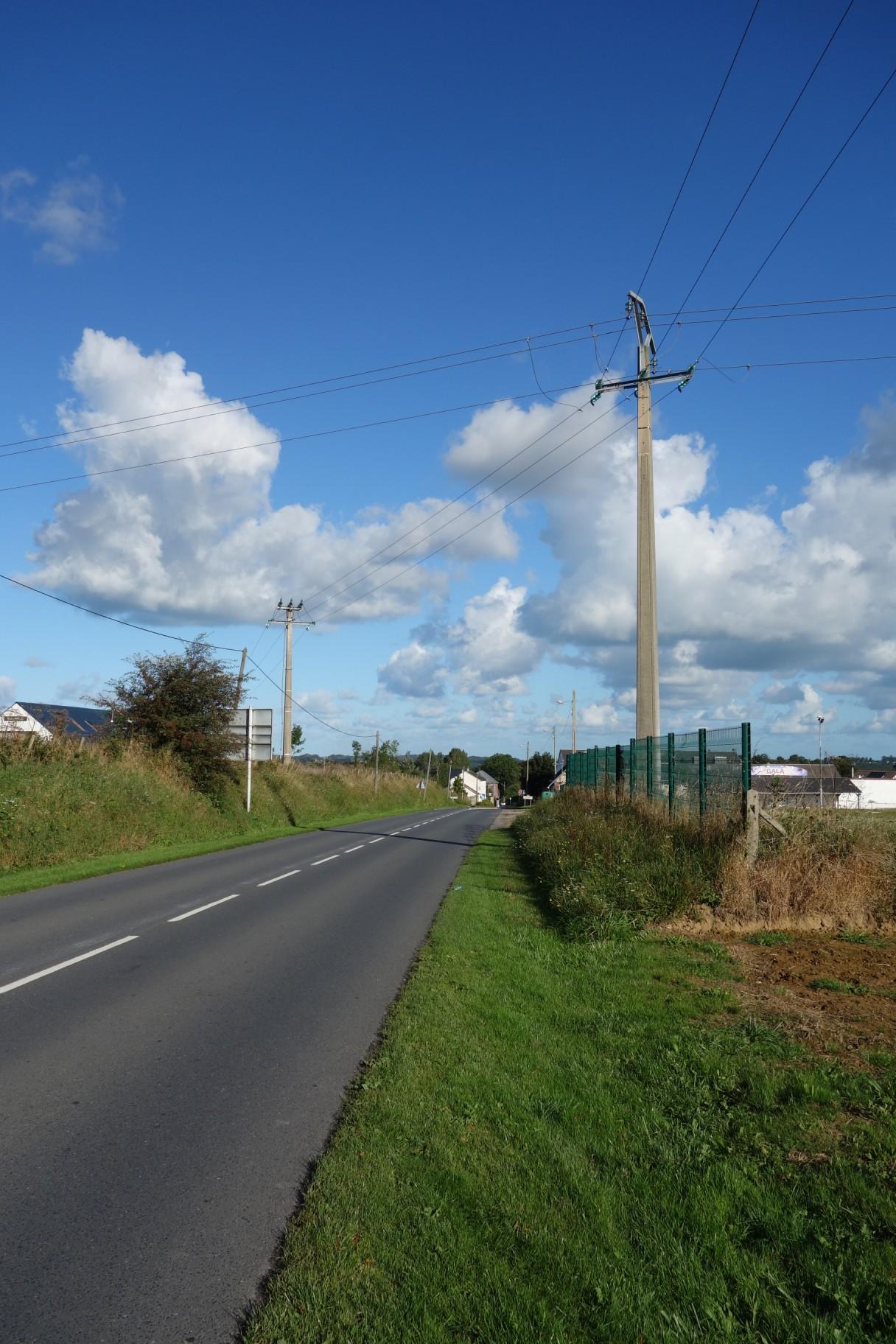 Normandy back roads