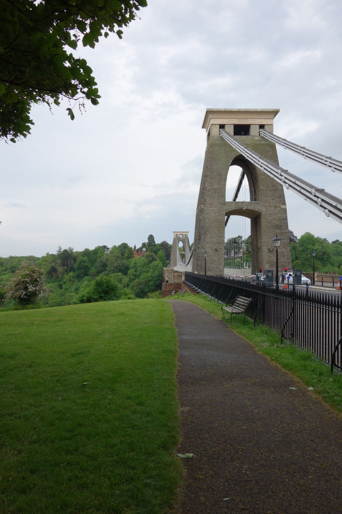 Brunel Suspension Bridge.